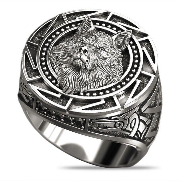 Styles of Wolf Ring