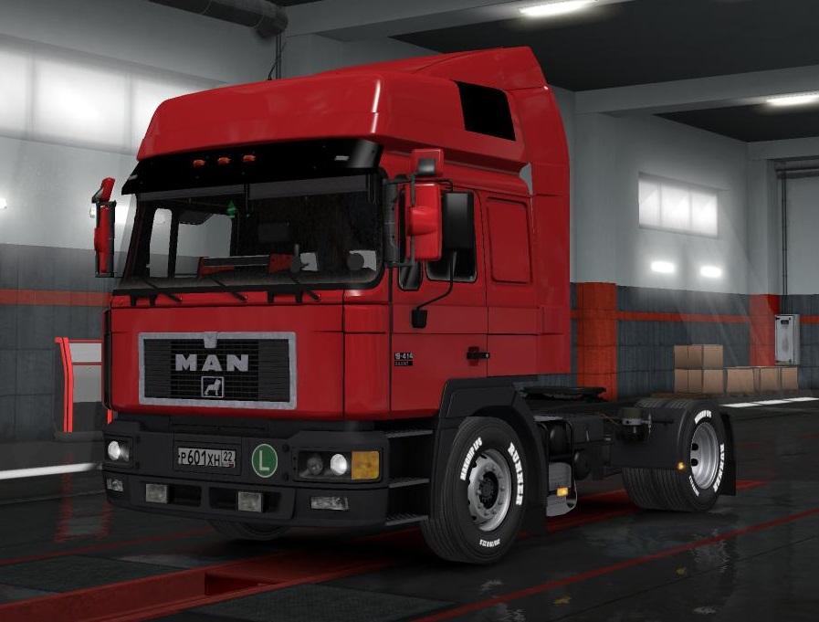 Trucks for ETS2